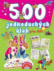 500 jednoduchých úloh pre deti, 2. vydanie