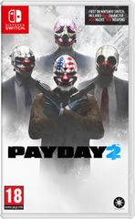 505 GAMES - SWITCH Payday 2