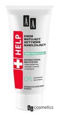 AA - Help Acne Aktívne hydratačný a zmatňujúci krém 40ml