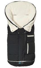 ALTABÉBÉ - Fusak zimný rozšířitelný TOP Guard čierno - biela