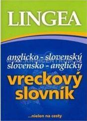 Anglicko-slovenský, slovensko-anglický vreckový slovník – 5.vyd.
