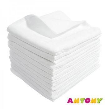 ANTONY FASHION - Bavlnená plienka LUX - 10ks balenie - veľkosť: 70x80 (cm)