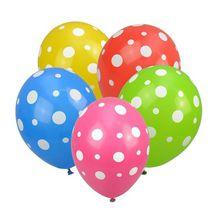 ARPEX - Balóniky nafukovacie - Bodky