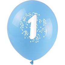 ARPEX - Balóniky nafukovacie - s číslom 1