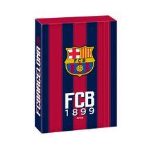 ARSUNA - Box na zošity A4 FC Barcelona