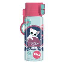 ARSUNA - Fľaša plastová 475ml -  Pink