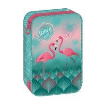 ARSUNA - Peračník 1 poschodový, prázdny Flamingo19