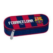 ARSUNA - Puzdro na ceruzky - oválne FC Barcelona