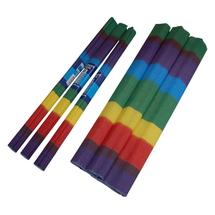 ART-PAP - Krepový papier Art-Pap so vzorom - 10 roliek