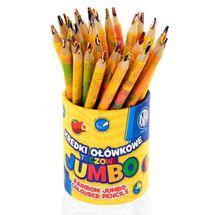 ASTRA - ASTRA Jumbo pastelky 36 ks Rainbow