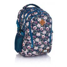 ASTRA - Školský batoh Head 3 HD-333, kvety