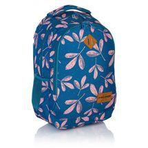0dd00078250e3 ASTRA - Študentský batoh Head HD-60 ružové listy