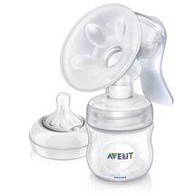 AVENT - Odsávačka mlieka Natural s príslušenstvom bez BPA