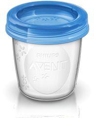 AVENT - VIA poháriky 180 ml - 5 ks NOVÉ
