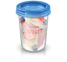 AVENT - VIA poháriky 240 ml - 5 ks NOVÉ