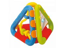 B-KIDS - Hrkálka skladacie trojuholníky