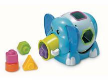 B-KIDS - Slon Jumbo s vkladacími tvarmi