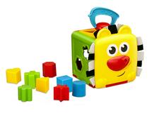 B-KIDS - Vkladacia kocka Džungľa