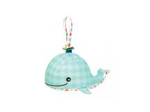 B-TOYS - Hrajúca veľryba Glow Zzzs Whale