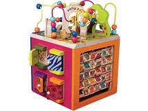 B-TOYS - Interaktívna kocka Zany Zoo