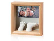 BABY ART - Rámček Photo Sculpture Frame Honey