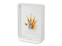 BABY ART - Rámček Superposed Handprints White