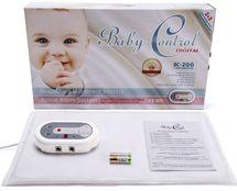BABY CONTROL - Monitor dychu Baby Control BC-200, s 1x1 senzorovou podložkou