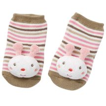 BABY FEHN - Garden hrkajúce ponožky