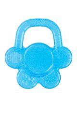BABY ONO - Hryzačka chladiaca kvet - modrá