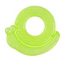 BABYONO - Hryzačka chladiaca slimák - zelená