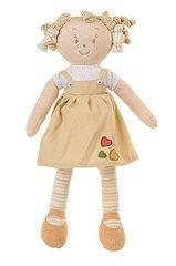 BABYONO - Látková bábika EKO Lily - béžová
