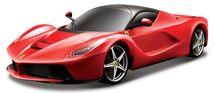 BBURAGO - Bburago LaFerrari 1:18 Ferrari Race&Play