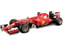 BBURAGO - Ferrari F1 SF15-T 1:24