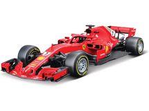 BBURAGO - Ferrari F1 SF71H Raikonnen 1:18 Ferrari Racing
