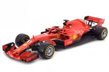 BBURAGO - Ferrari F1 SF71H Vettel 1:18 Ferrari Racing