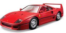 BBURAGO - Ferrari F40 1:24