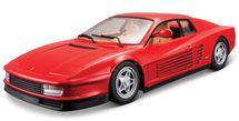 BBURAGO - Ferrari Testarossa 1:24