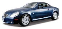 BBURAGO - Lexus SC 430 1:18 Gold