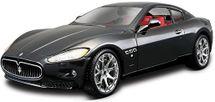 BBURAGO - Maserati GranTurismo 1:24 Black