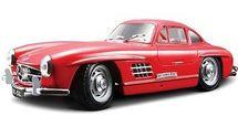 BBURAGO - Mercedes-Benz 300 SL (1954) 1:24