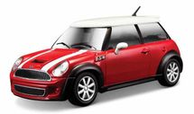 BBURAGO - Mini Cooper S Coupe 1:24
