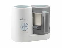 BEABA - Parný  varič + mixér BABYCOOK Neo Grey White