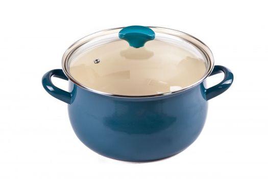 BELIS - Hrniec+pokrievka Belis BLUE / 6,1L