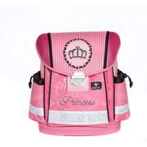 BELMIL - Školský batoh Princess-B + vrece na prezúvky