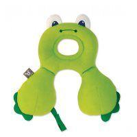 BENBAT- Nákrčník s opierkou hlavy (0-12 mesiacov) - žabka