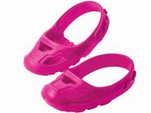 BIG - Big Ochranné Návleky Na Topánočky Ružové