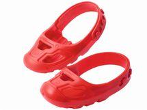 BIG - Ochranné návleky na topánky červené