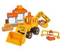 BIG - PlayBig Bloxx Bob Béďa žltý bager