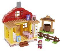 BIG - PlayBIG BLOXX M&B Mášin dom