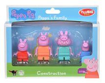 BIG - Playbig Bloxx Peppa Pig Figúrky Rodina
